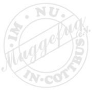 Muggefug Logo