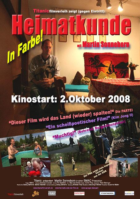 Filmplakat Heimatkunde