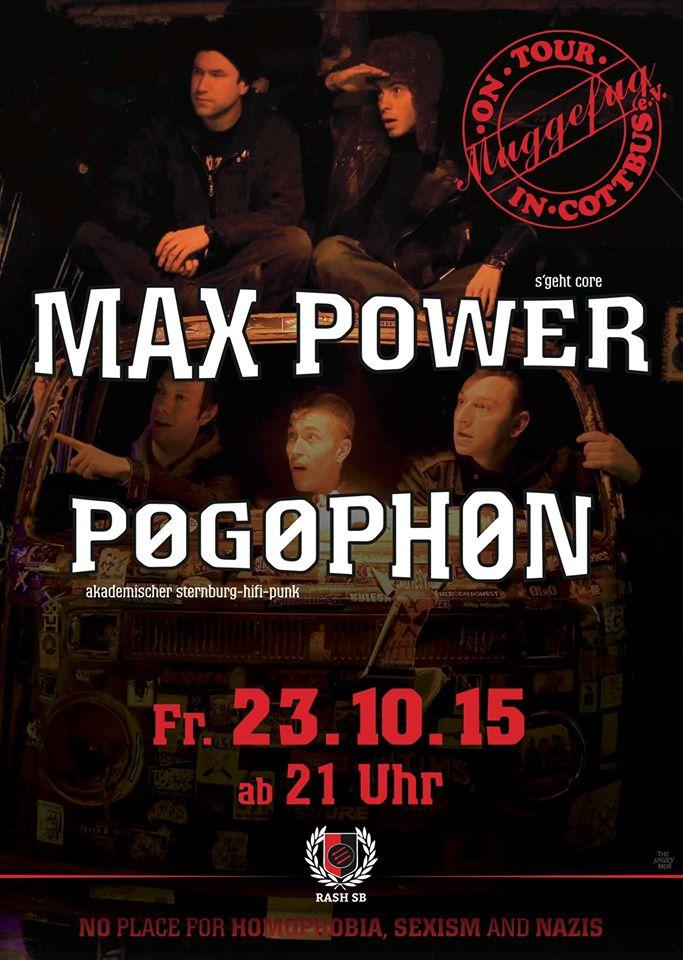 23.10.2015 - FLYER - RASH-Konzert