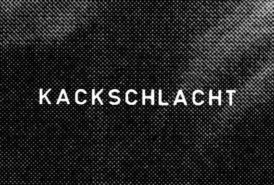 16.04.2016 - Kackschlacht