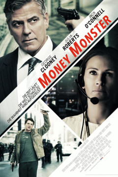 Money Monster - Poster