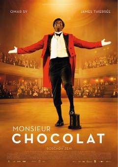 Monsieur Chocolat - Filmposter