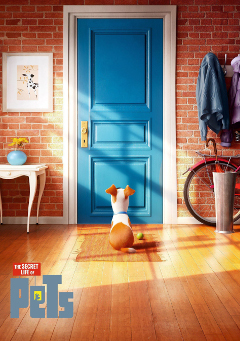Pets - FIlmposter