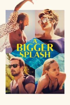 A Bigger Splash - Poster